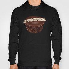 Cupcake Pattern Hoody