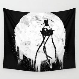 Midnight Adventure Wall Tapestry