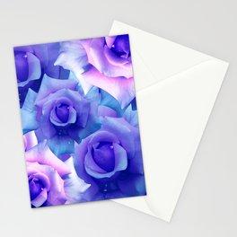 Bouquet de fleur Stationery Cards