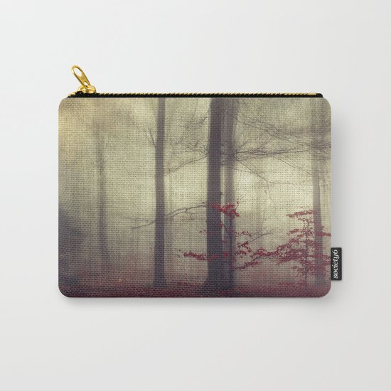 Twins or Smokey Forest Carry-All Pouch