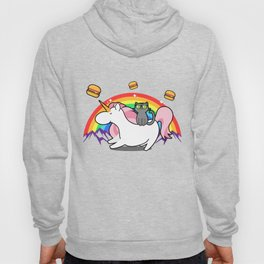 Magical Adventure | Cat Unicorn Journey Hoody