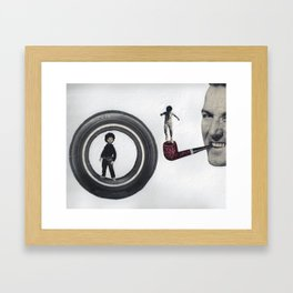 Bob Atlas Framed Art Print