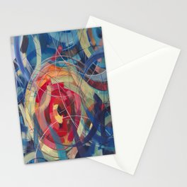 Tidal Bore II Stationery Cards