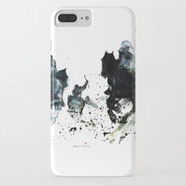 Horse (Movie scene) iPhone Case
