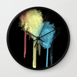colorbomb Wall Clock