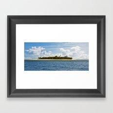 Low Isles Framed Art Print