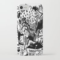 plants iPhone & iPod Cases featuring Plants by Bridie Cheeseman