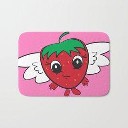FlyBerry Kiddo Pink Bath Mat
