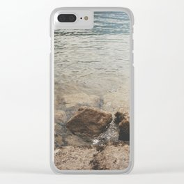 gmunden 6 Clear iPhone Case