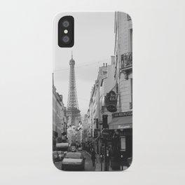 Rue St Dominique iPhone Case