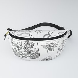 Witchy Items Collection, Nature Witch, Magic Fanny Pack