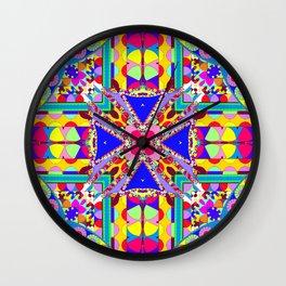 Makena Afolayan Wall Clock