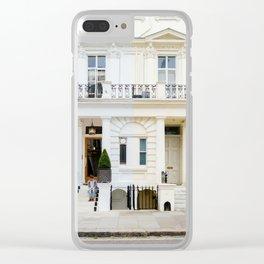 Edifice Clear iPhone Case