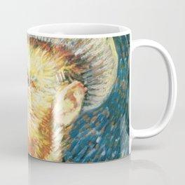 Vincent Van Gogh Self Portrait Coffee Mug