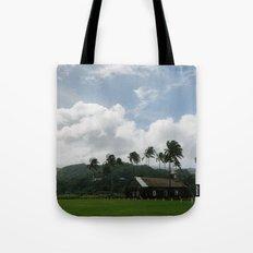 Small Town Maui Tote Bag