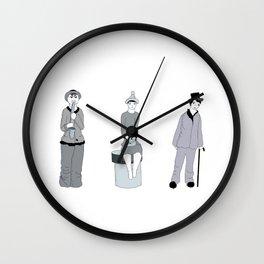 urban dwellers. Tbilisi Wall Clock