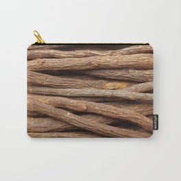 Liquorice root Carry-All Pouch