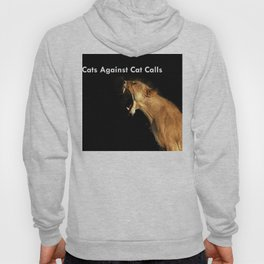Cats Against Cat Calls - ROAR Hoody
