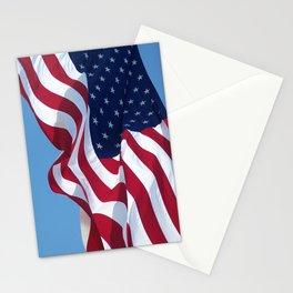 God Bless America Stationery Cards