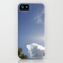 Orphan Cloud iPhone Case