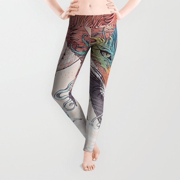 Kitsune Leggings