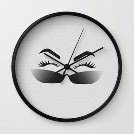 Lookin over Wall Clock