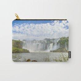 Waterfalls Landscape at Iguazu Park Carry-All Pouch