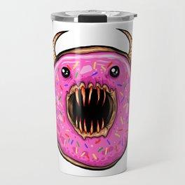 Doom Donut Travel Mug