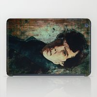 sherlock iPad Cases featuring Sherlock by Sirenphotos