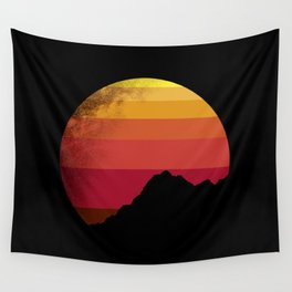 sandstorm Wall Tapestry