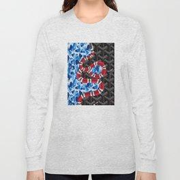 Goyard x Bape Long Sleeve T-shirt