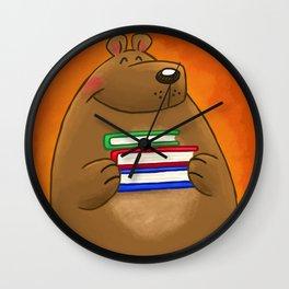 Ready to Read Bear! Wall Clock
