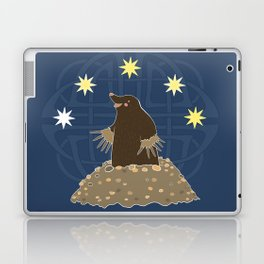 Mole stargazing Laptop & iPad Skin