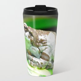 Froggity frog Travel Mug