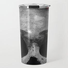 Spiritual Skull Of The Gold Land And The Millstone Travel Mug