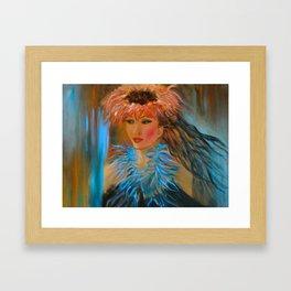 Aloha Hula Framed Art Print