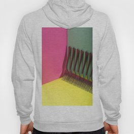 A very simple still life with forks Hoody