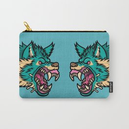 Cold Harsh Wolf Carry-All Pouch