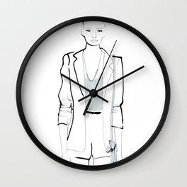 Naiomi Wall Clock