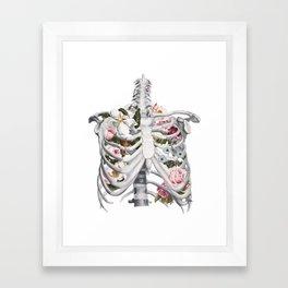 Botanatomical: Botanatomy II Framed Art Print