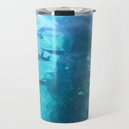 Fish Underwater Travel Mug
