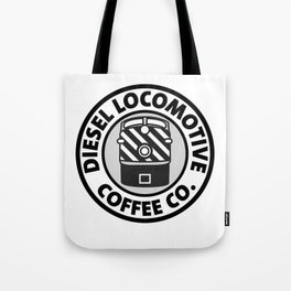 Diesel Locomotive Coffee Co. Tote Bag