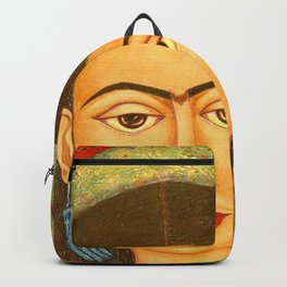 My homage to Frida Backpack