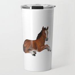 Birkeley Rose Foal Travel Mug