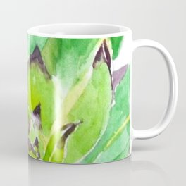 green succulent 3 Coffee Mug