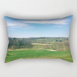 Nature Preserve Rectangular Pillow