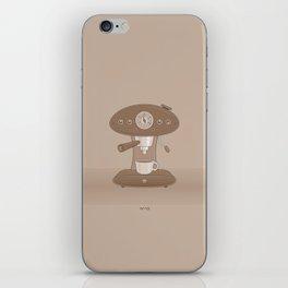 Coffee Maker Series - Automatic Espresso Machine iPhone Skin