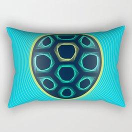 Tortuga - Light Rectangular Pillow