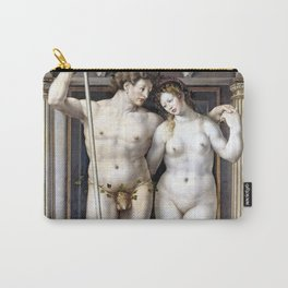Neptune and Amphitrite Carry-All Pouch
