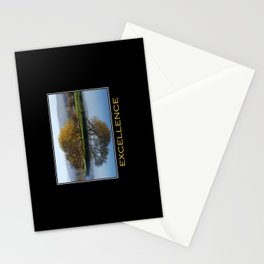 Inspirational Excellence Stationery Cards